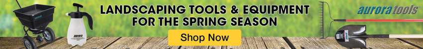 Aurora Landscaping Tools & Equipment