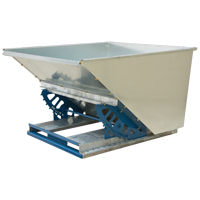 Knocked-Down Self-Dumping Hopper MO132 | Ottawa Fastener Supply