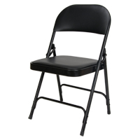 Vinyl Padded Folding Chair OP962 | Ottawa Fastener Supply