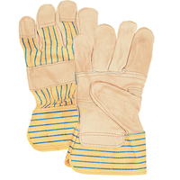 Grain Cowhide Fitters Patch Palm Gloves YC386 | Ottawa Fastener Supply